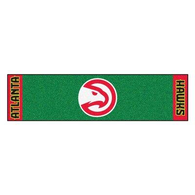 NBA - Atlanta Hawks Putting Green Mat