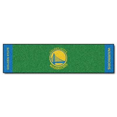 NBA - Golden State Warriors Putting Green Doormat