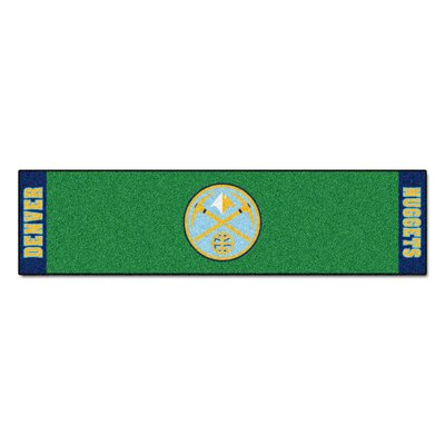 NBA - Denver Nuggets Putting Green Doormat