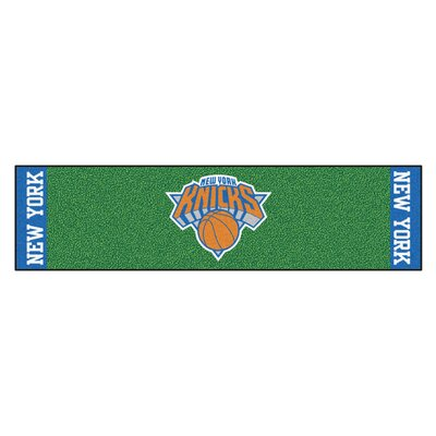 NBA - New York Knicks Putting Green Doormat