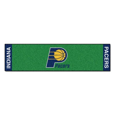 NBA - Indiana Pacers Putting Green Doormat