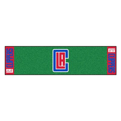 NBA - Los Angeles Clippers Putting Green Doormat