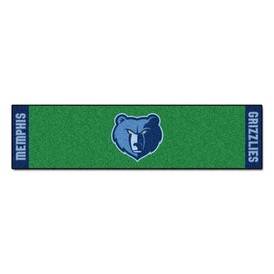NBA - Memphis Grizzlies Putting Green Doormat