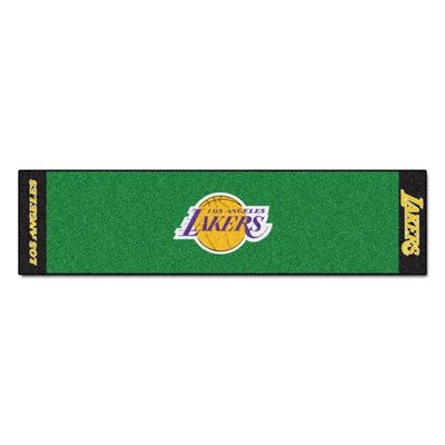 NBA - Los Angeles Lakers Putting Green Doormat