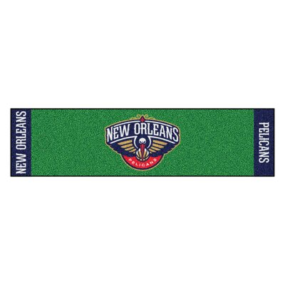NBA - New Orleans Pelicans Putting Green Doormat
