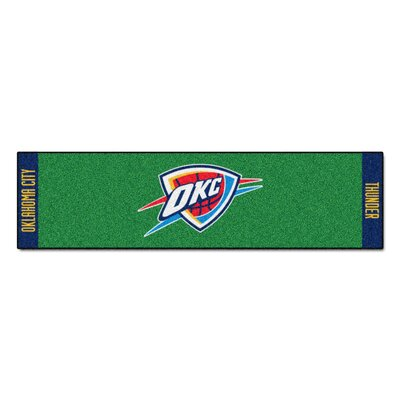 NBA - Oklahoma City Thunder Putting Green Doormat