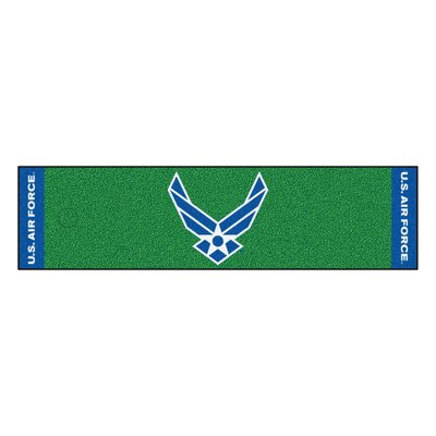 Military U.S. Air Force Putting Green Mat