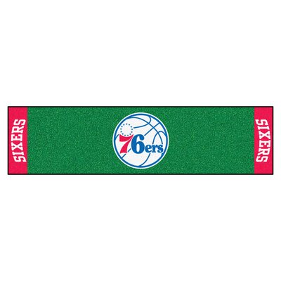 NBA - Philadelphia 76ers Putting Green Doormat