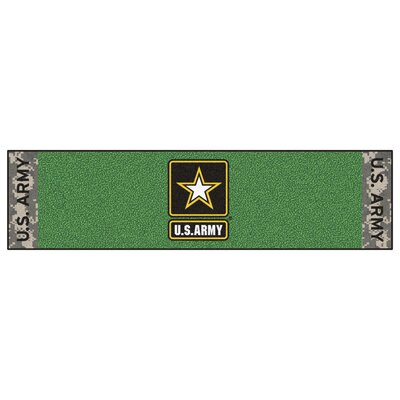 Military U.S. Army Putting Green Mat
