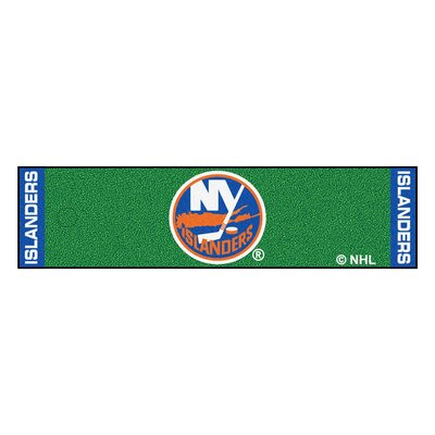 NHL - New York Islanders Putting Green Doormat