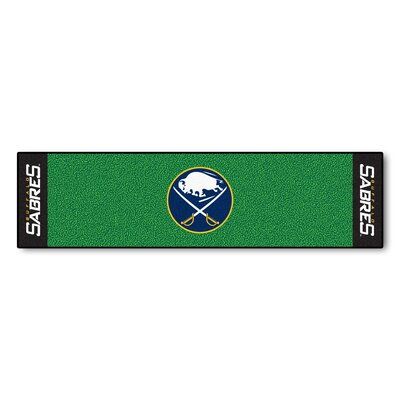 NHL - Buffalo Sabres Putting Green Doormat