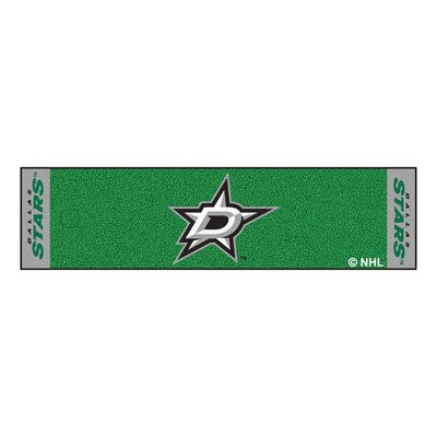 NHL - Dallas Stars Putting Green Doormat
