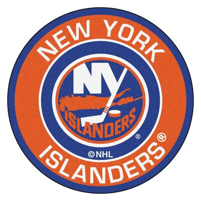 NHL New York Islanders Roundel Mat