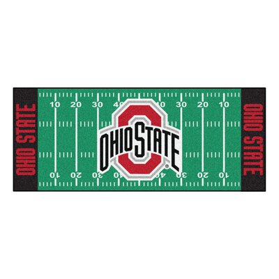 NCAA Ohio State University Football Field Runner