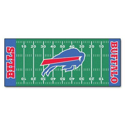 NFL - Buffalo Bills Football Field Runner