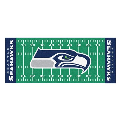 NFL - Seattle Seahawks Football Field Runner