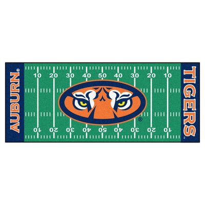 NCAA Auburn University Football Field Runner