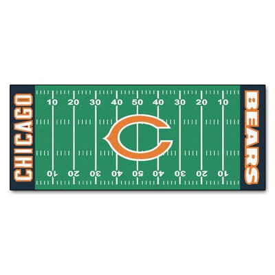 NFL - Chicago Bears Football Field Runner