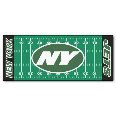 NFL - New York Jets Football Field Runner