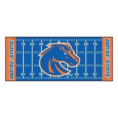 NCAA Boise State University Football Field Runner