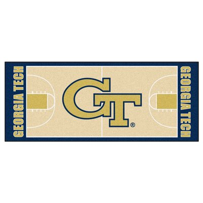 NCAA Georgia Tech NCAA Basketball Runner