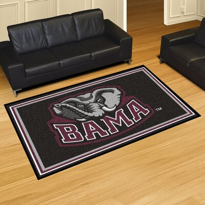 NCAA University of Alabama 5x8 Rug