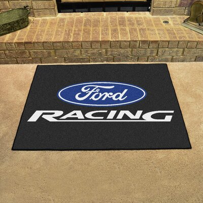 Ford - Ford Racing All Star Mat Color: Black
