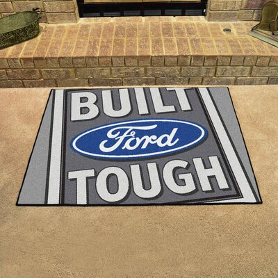 Ford - Built Ford Tough All Star Mat Color: Gray