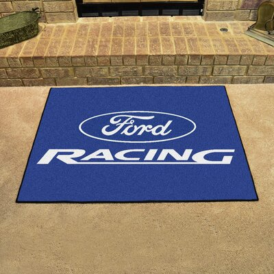 Ford - Ford Racing All Star Mat Color: Blue