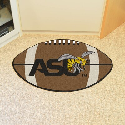 NCAA Alabama State University Football Doormat