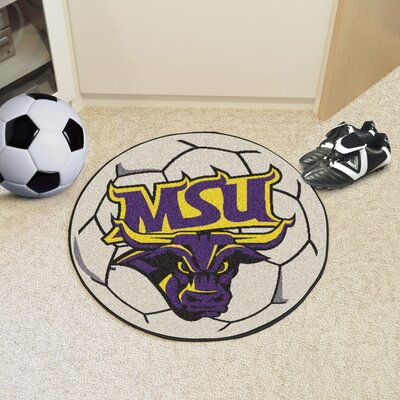 NCAA Minnesota State University - Mankato Soccer Ball