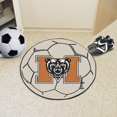 NCAA Mercer University Soccer Ball