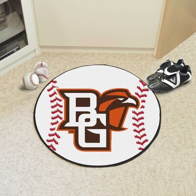 NCAA Bowling Green State University Baseball Mat