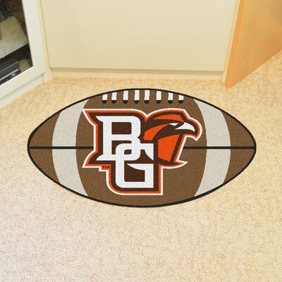 NCAA Bowling Green State University Football Mat