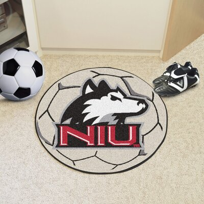 NCAA Northern Illinois University Soccer Ball