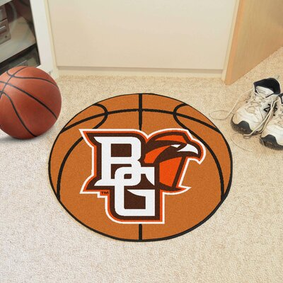 NCAA Bowling Green State University Basketball Mat