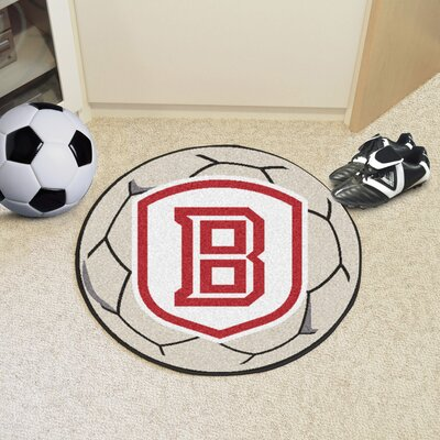 NCAA Bradley University Soccer Ball