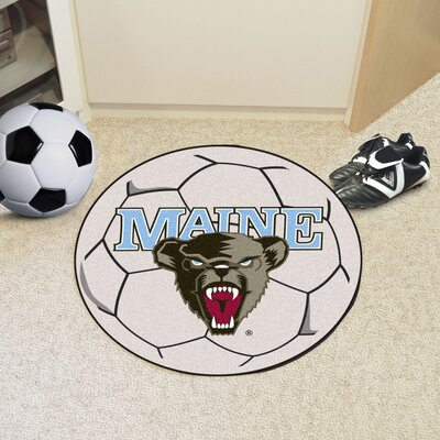 NCAA University of Maine Soccer Ball