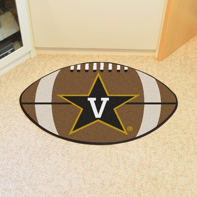 NCAA Vanderbilt University Football Mat
