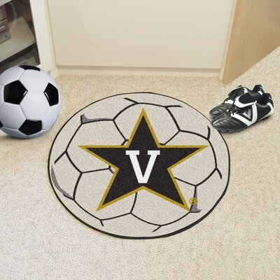 NCAA Vanderbilt University Soccer Ball