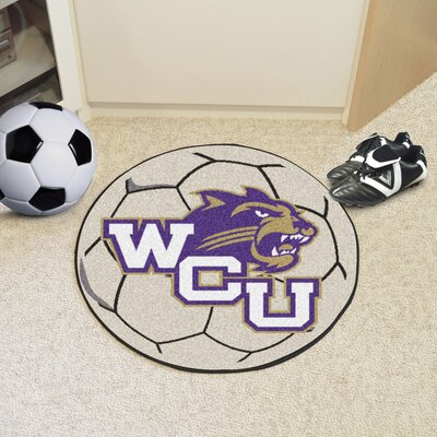 NCAA Western Carolina University Soccer Ball