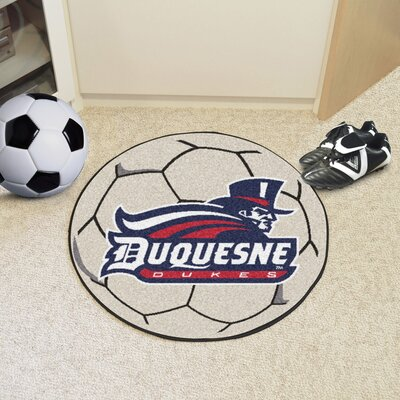 NCAA Duquesne University Soccer Ball
