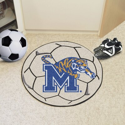 NCAA University of Memphis Soccer Ball