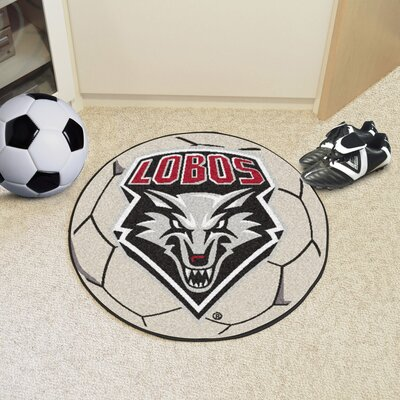 NCAA University of New Mexico Soccer Ball