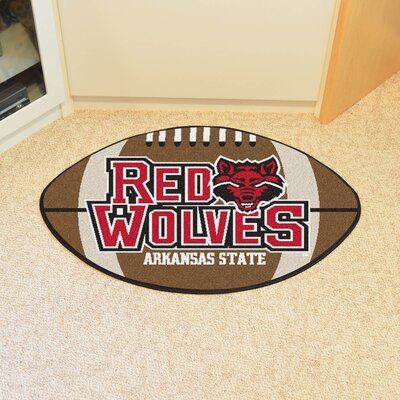 NCAA Arkansas State University Football Doormat