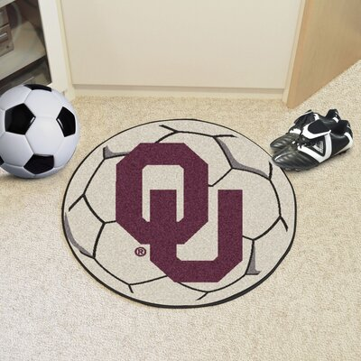NCAA University of Oklahoma Soccer Ball