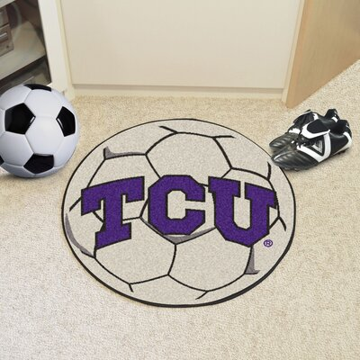 NCAA Texas Christian University Soccer Ball
