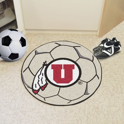 NCAA University of Utah Soccer Ball