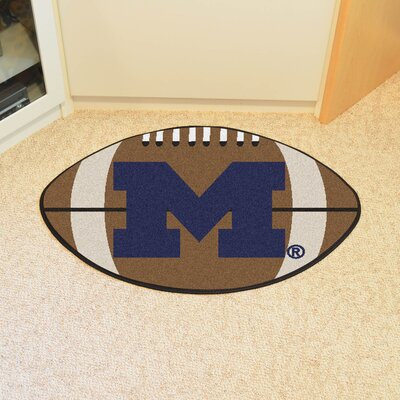 NCAA University of Michigan Football Doormat