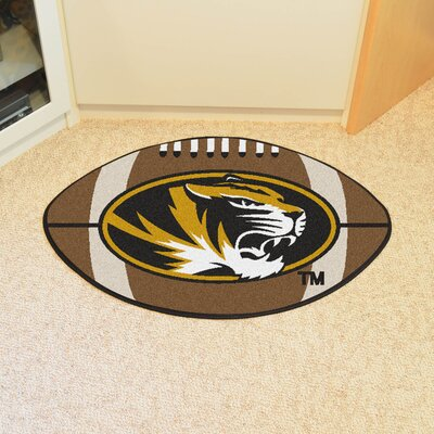 NCAA University of Missouri Football Doormat